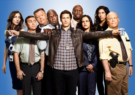 genre Brooklyn Nine-Nine season 3