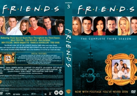 𝓦𝓪𝓽𝓬𝓱 Friends season 1 - Episode 6 - A Place 2 Stay