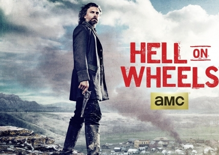 genre Hell on Wheels season 4