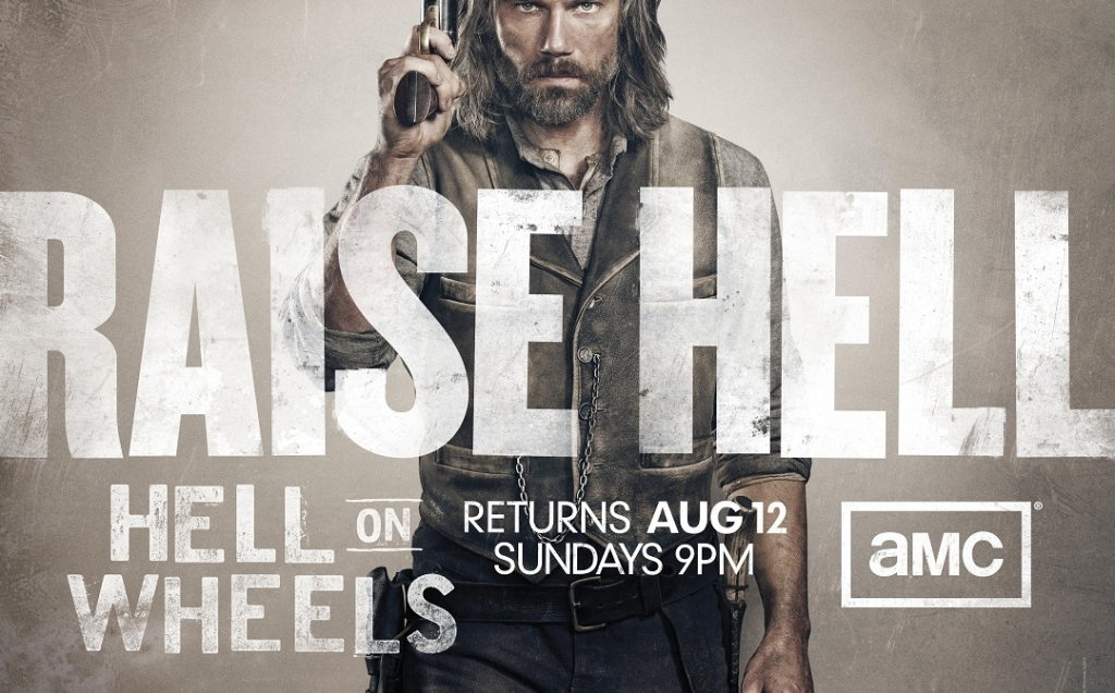Hell on Wheels season 2