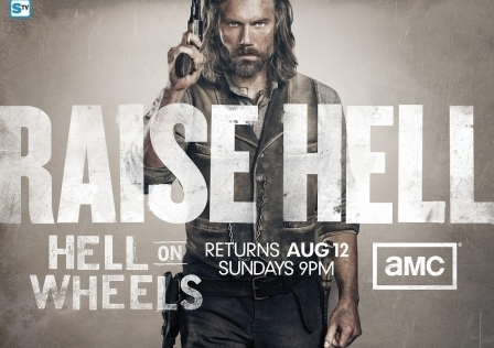 genre Hell on Wheels season 2