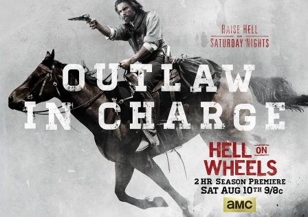 genre Hell on Wheels season 3