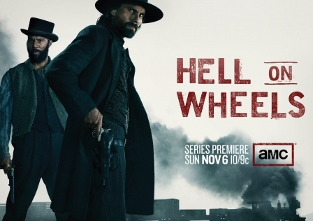 genre Hell on Wheels season 1
