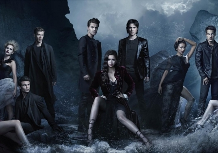 genre The Vampire Diaries season 4