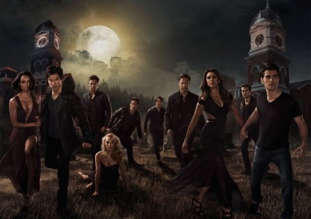 genre The Vampire Diaries season 6