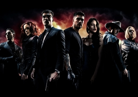genre From Dusk Till Dawn: The Series season 3