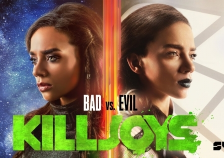 genre Killjoys season 3