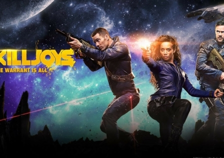 genre Killjoys season 1