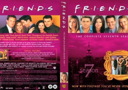 𝓦𝓪𝓽𝓬𝓱 Friends season 3 - Episode 24 - A Place 2 Stay