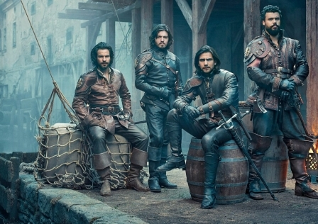genre The Musketeers season 3