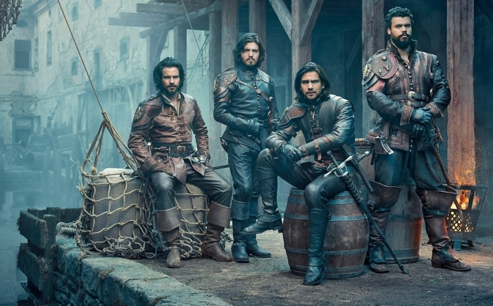 The Musketeers season 3