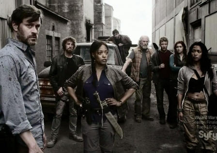 genre Z Nation season 1