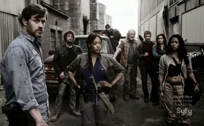 Z Nation season 1
