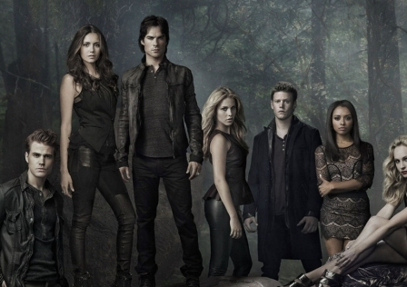 genre The Vampire Diaries season 7
