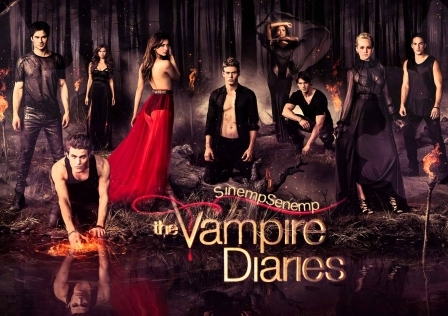 genre The Vampire Diaries season 5