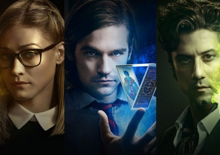 genre The Magicians season 1