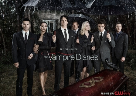 genre The Vampire Diaries season 8